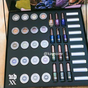 INTEREST CHECK Urban Decay XX Vintage Vault 20 Year Anniversary Limited Edition